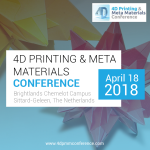 4D Printing Conference
